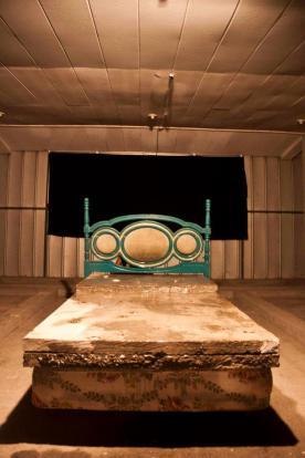 Instalación fotografiada por Mauricio Esquivel