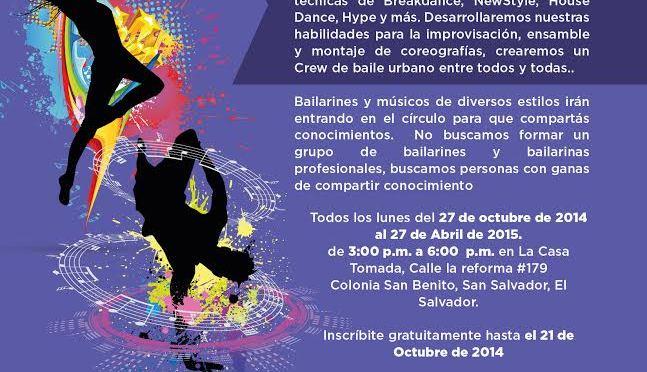 El Break Dance como agente sensibilizador de los sentidos